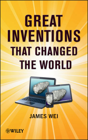 Great Inventions that Changed the World (1118342739) cover image