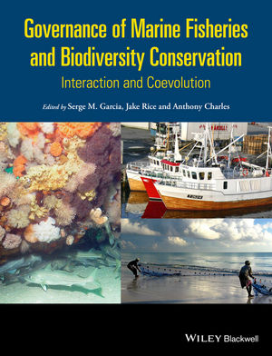Governance of Marine Fisheries and Biodiversity Conservation: Interaction and Co-evolution (1118392639) cover image