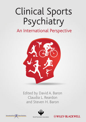 Clinical Sports Psychiatry: An International Perspective (1118404939) cover image