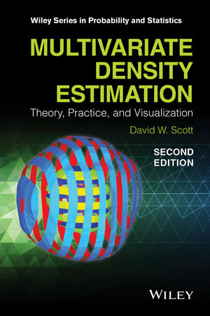 Multivariate Density Estimation: Theory, Practice, and Visualization, 2nd Edition (1118575539) cover image