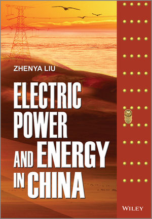 Electric Power and Energy in China (1118716639) cover image