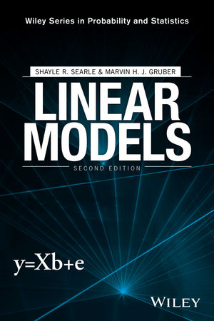 Linear Models, 2nd Edition (1118952839) cover image