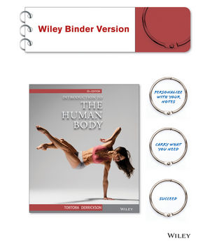 Introduction to the Human Body, 10th Edition Binder Ready Version