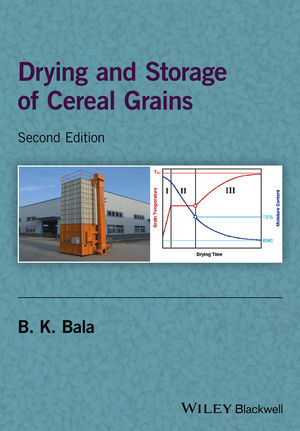 Drying and Storage of Cereal Grains, 2nd Edition