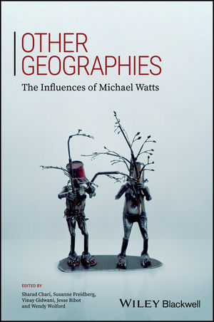 Other Geographies: The Influences of Michael Watts (1119184339) cover image