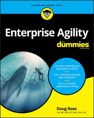 Enterprise Agile For Dummies (1119446139) cover image