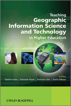 Teaching Geographic Information Science and Technology in Higher Education (1119962439) cover image