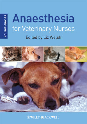 Anaesthesia for Veterinary Nurses, 2nd Edition (1405186739) cover image