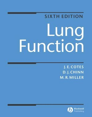 Lung Function: Physiology, Measurement and Application in Medicine, 6th Edition (1444312839) cover image