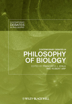 Contemporary Debates in Philosophy of Biology (1444314939) cover image