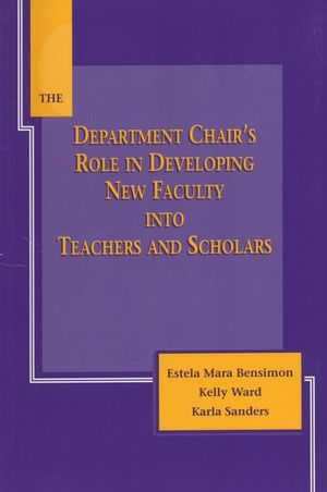 The Department Chair