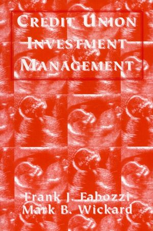 Credit Union Investment Management (1883249139) cover image