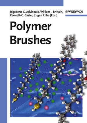 Polymer Brushes (3527310339) cover image