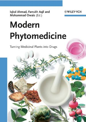 Modern Phytomedicine: Turning Medicinal Plants into Drugs (3527609539) cover image