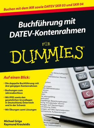 Buchführung mit DATEV-Kontenrahmen für Dummies