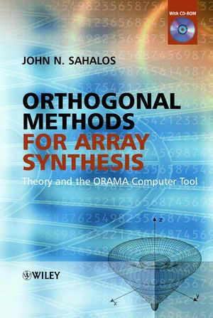 Orthogonal Methods for Array Synthesis: Theory and the ORAMA Computer Tool (047002853X) cover image