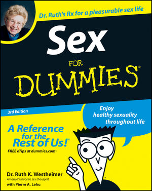 Sex For Dummies, 3rd Edition (047004523X) cover image