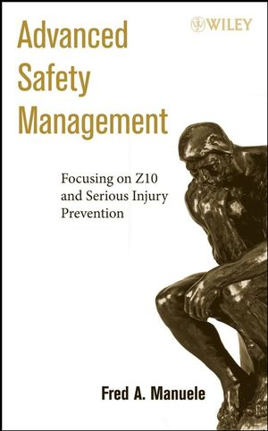 Advanced Safety Management Focusing on Z10 and Serious Injury Prevention (047010953X) cover image