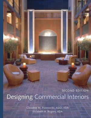 Designing Commercial Interiors, 2nd Edition (047039773X) cover image