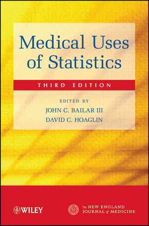 Medical Uses of Statistics, 3rd Edition (047043953X) cover image