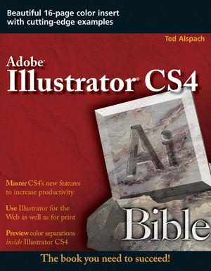 Illustrator CS4 Bible (047046223X) cover image