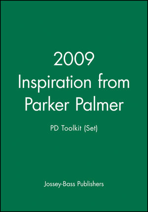 2009 Inspiration from Parker Palmer: PD Toolkit (Set)