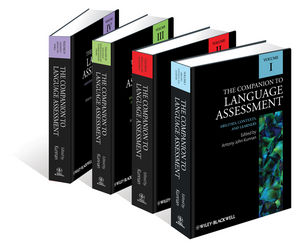 The Companion to Language Assessment (047065533X) cover image