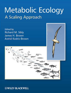 Metabolic Ecology: A Scaling Approach (047067153X) cover image