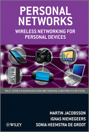 Personal Networks: Wireless Networking for Personal Devices (047068173X) cover image
