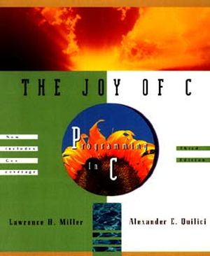 The Joy of C, 3rd Edition (047112933X) cover image