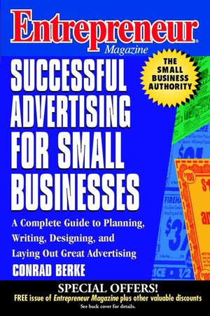 Entrepreneur Magazine: Successful Advertising for Small Businesses (047114083X) cover image