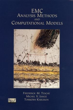 EMC Analysis Methods and Computational Models (047115573X) cover image