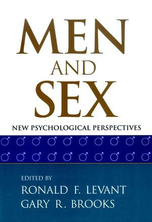 Men and Sex: New Psychological Perspectives (047116903X) cover image