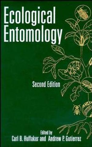 Ecological Entomology, 2nd Edition