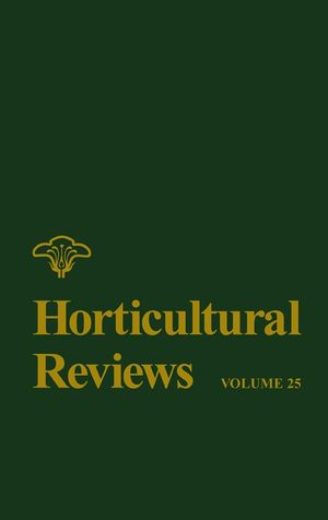 Horticultural Reviews, Volume 25