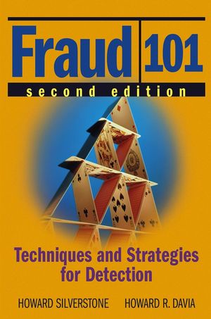 Fraud 101: Techniques and Strategies for Detection, 2nd Edition (047172713X) cover image