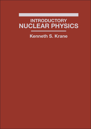 Introductory Nuclear Physics (047180553X) cover image