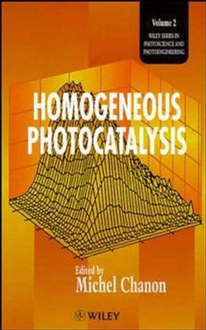 Homogeneous Photocatalysis (047196753X) cover image