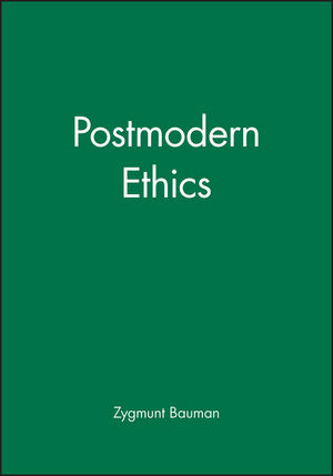 Postmodern Ethics (063118693X) cover image