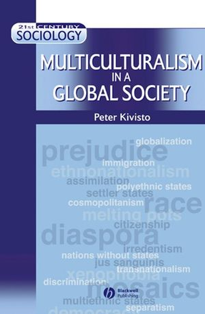 Multiculturalism in a Global Society (063122193X) cover image