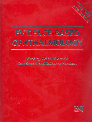 Evidence-Based Ophthalmology, Includes Free CD-ROM (072791443X) cover image