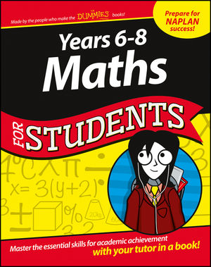 Years 6 - 8 Maths For Students