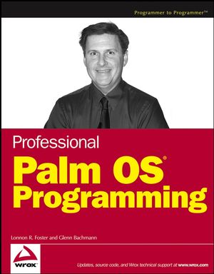 Professional Palm OS Programming (076457373X) cover image