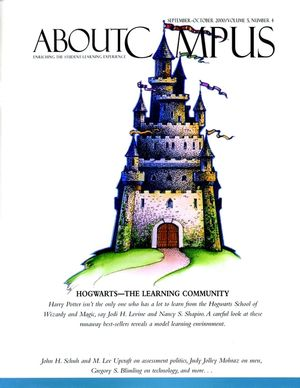 About Campus: Enriching the Student Learning Experience, Volume 5, Number 4, 2000 (078795473X) cover image