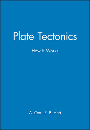 Plate Tectonics: How It Works (086542313X) cover image