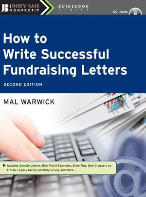 How to Write Successful Fundraising Letters, 2nd Edition (111804763X) cover image