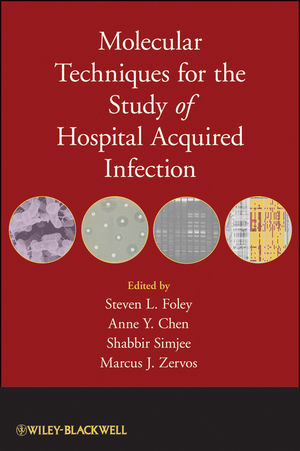Molecular Techniques for the Study of Hospital Acquired Infection (111806383X) cover image