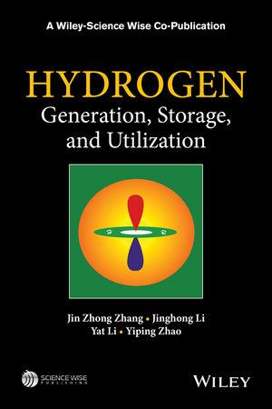 Hydrogen Generation, Storage and Utilization (111814063X) cover image