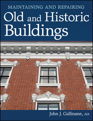 Maintaining and Repairing Old and Historic Buildings (111833003X) cover image
