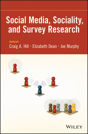 Social Media, Sociality, and Survey Research (111837973X) cover image